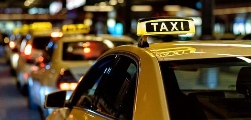 tampa taxi rates